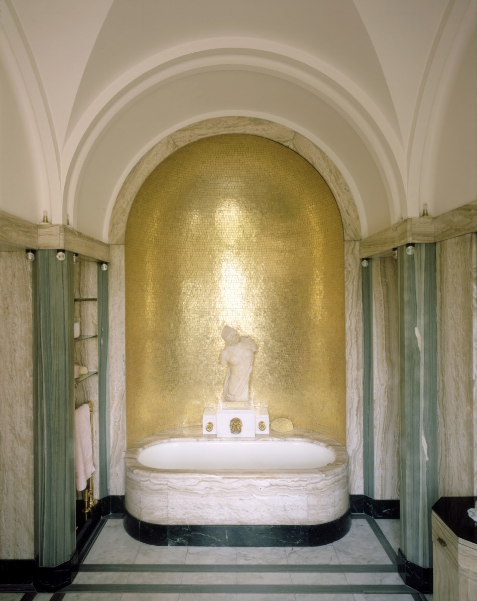 What we 39 re seeing art deco at eltham palace greenwich for Bathroom design jobs london