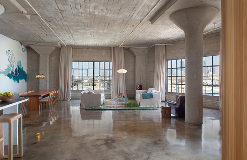 What S On The Market Toy Factory Penthouse By Aleks