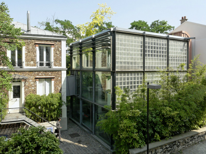 journal the modern house. Black Bedroom Furniture Sets. Home Design Ideas