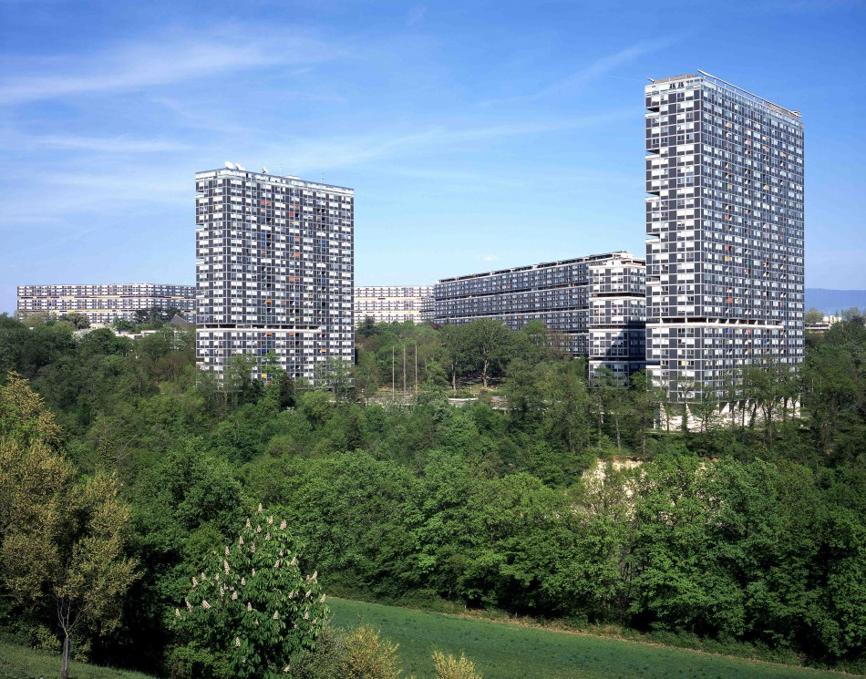 HOUSE OF THE WEEK The Lignon Housing Complex Geneva