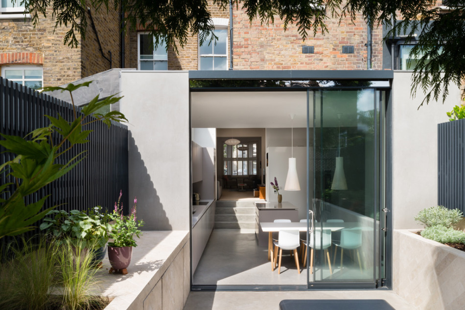 Architecture for london directory of architects and for Modern house london