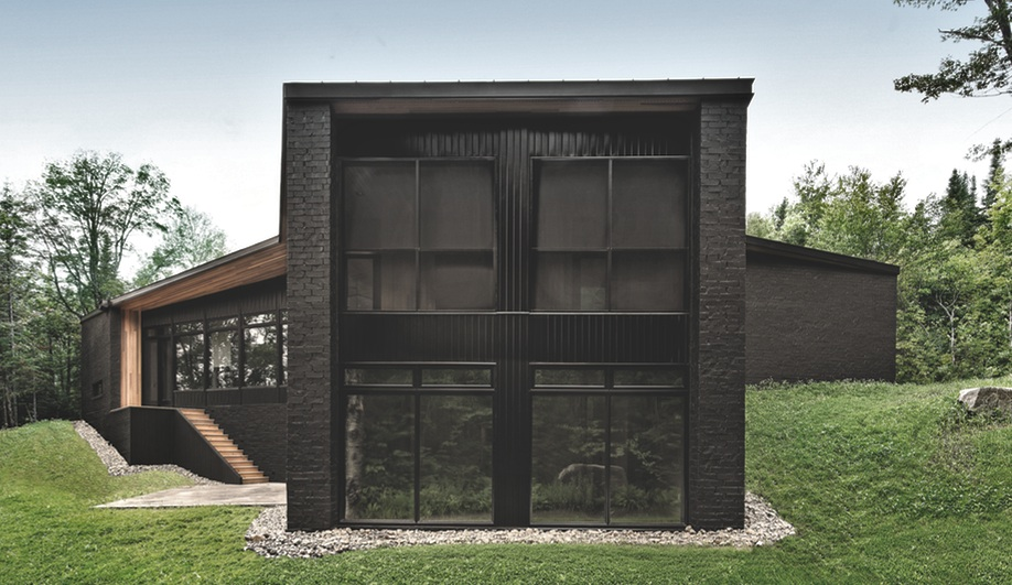 House Of The Day Quebec House By Alain Carle Journal