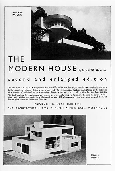 Modern house magazine