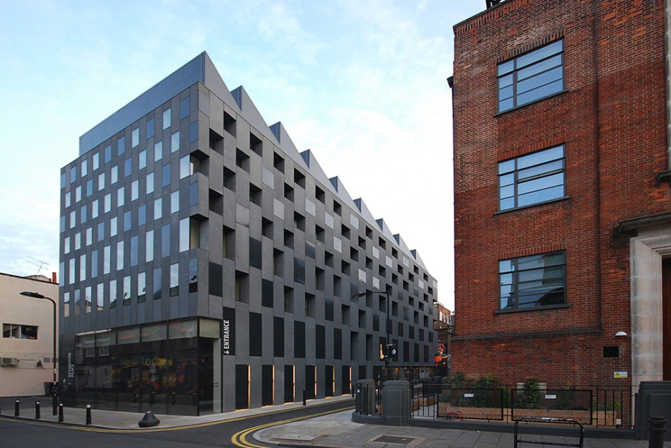 Rivington Place, designed by Adjaye Associates