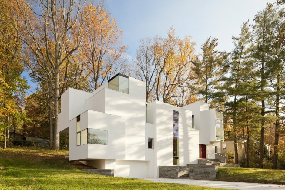 House Of The Day The Nacl House By David Jameson Architect