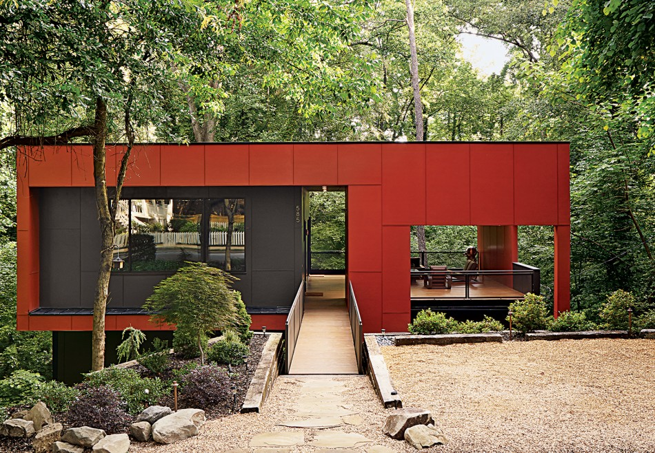 House of the Day Lewin Residence by Den City Journal The