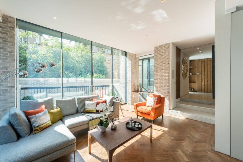 The Tailored House Milson Road London W14 The Modern House