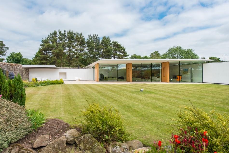 Modern Architecture Scotland near ladybank fife, scotland | the modern house