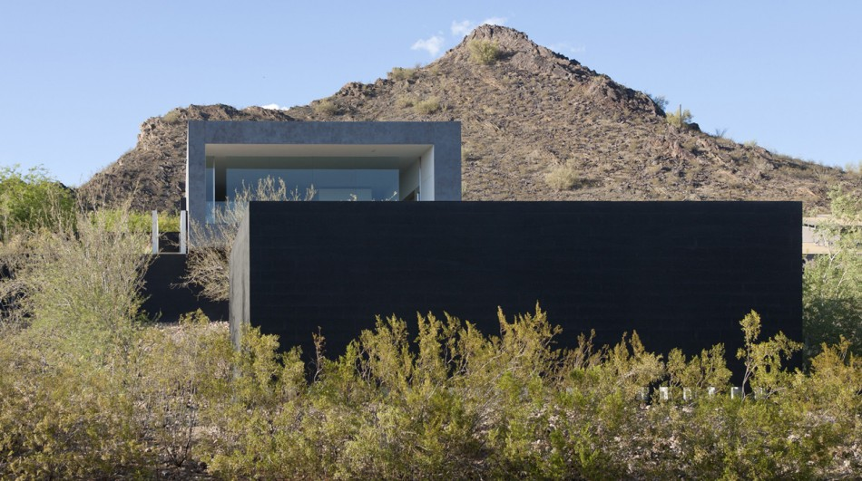 House of the Day: Dialogue House by Wendell Burnette Architects