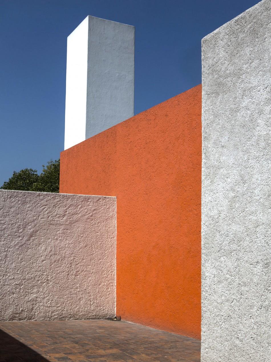 House of the Day: Casa Luis Barragán by Luis Barragán ...