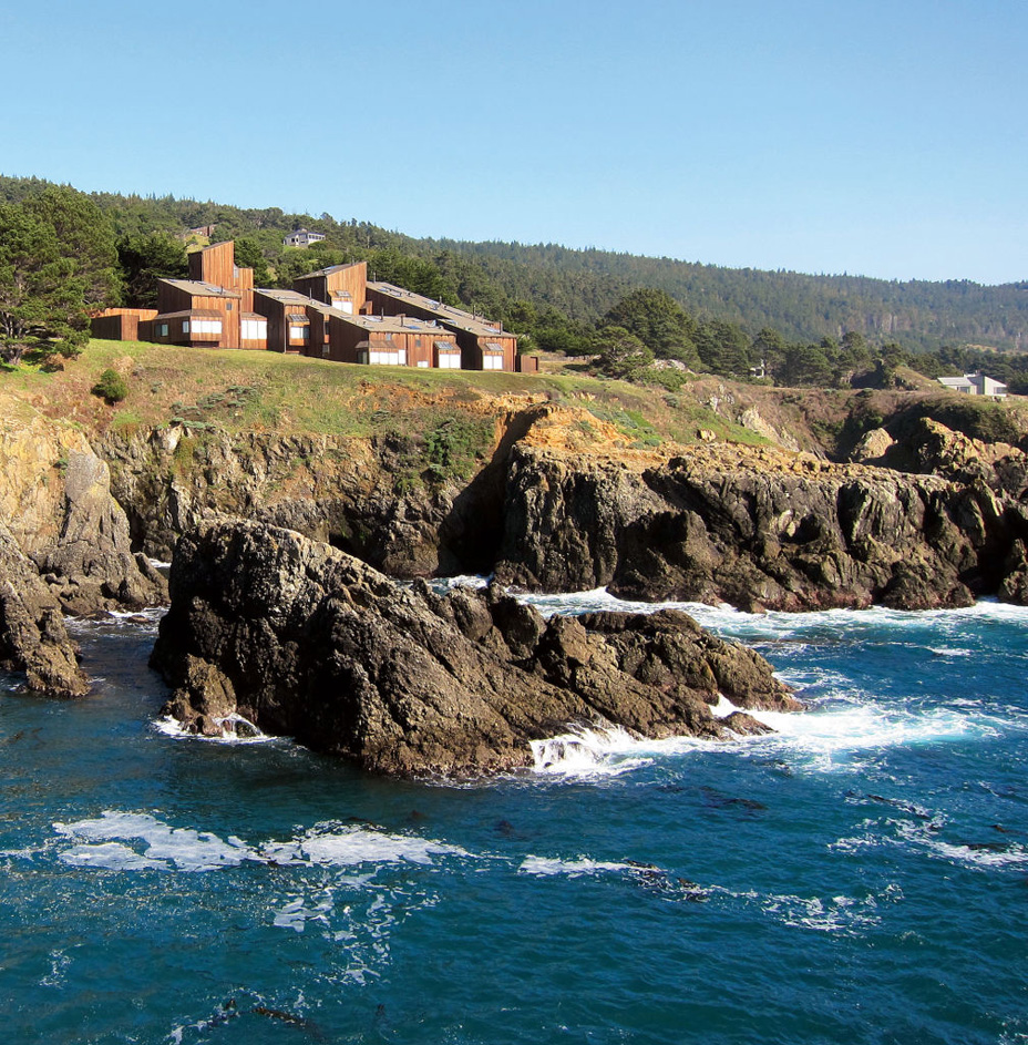 House of the day sea ranch condominium by mltw journal for Sea ranch house