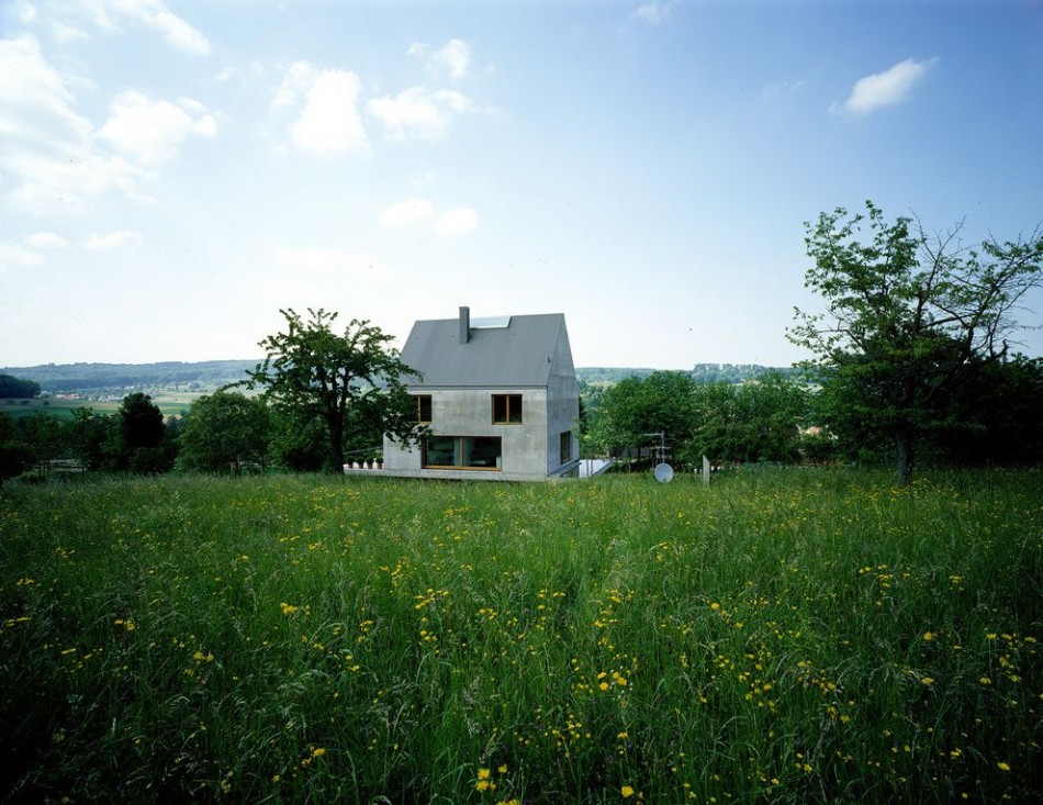House Of The Day Rudin House By Herzog Amp De Meuron