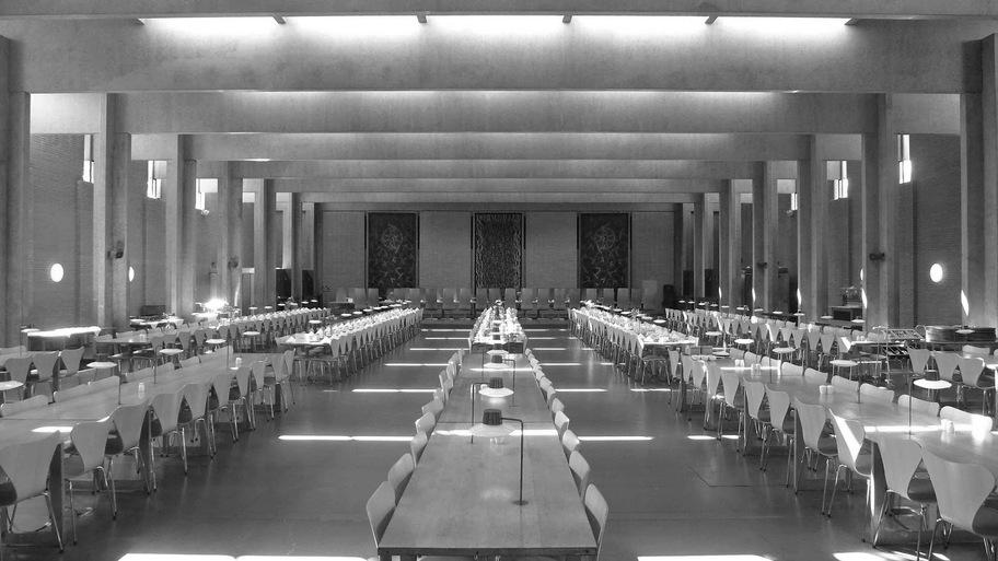 Inspiration Arne Jacobsen S St Catherine S College
