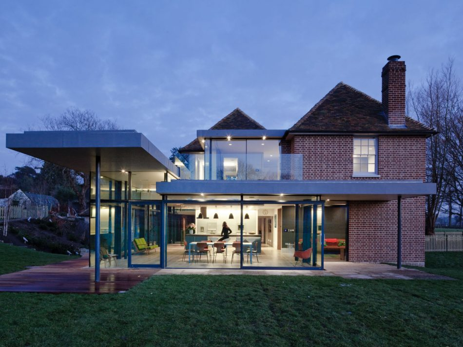 Architect Of The Week Guy Hollaway Architects Journal The