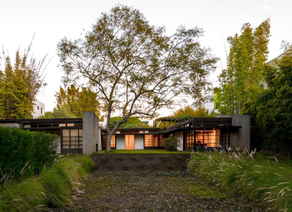 House Of The Day Kings Road House By Rudolf Schindler