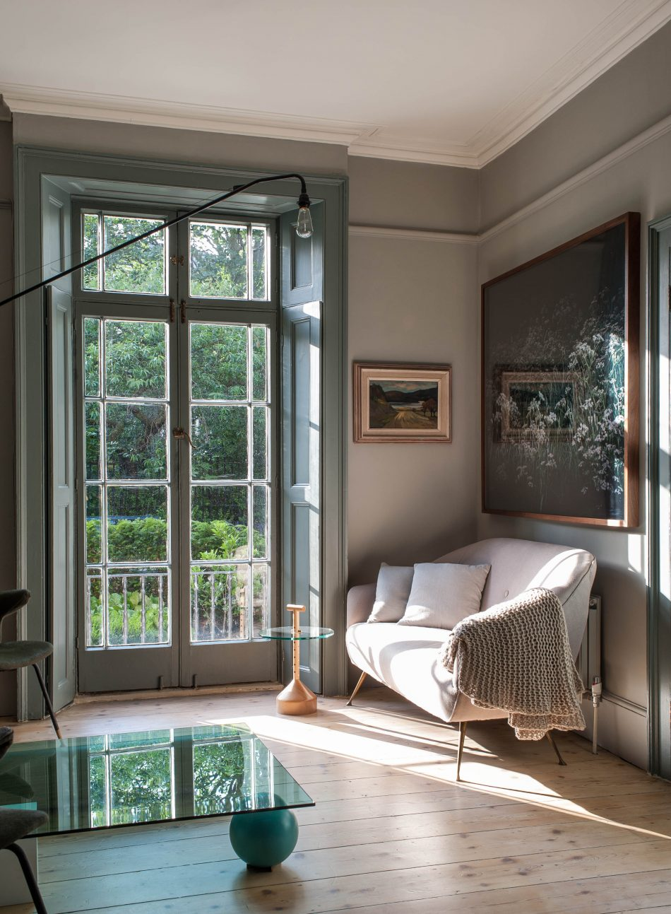 from the archive canonbury grove london journal the modern house. Black Bedroom Furniture Sets. Home Design Ideas