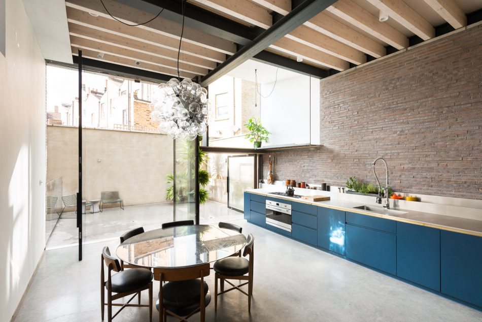 The Makers House Terrace Road London E The Modern House - Modern house terrace design