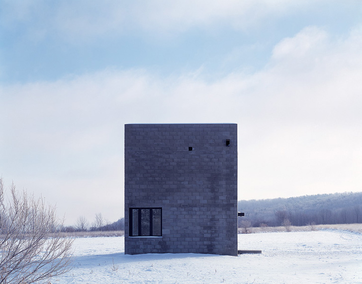 House Of The Day: Cube House By Simon Ungers