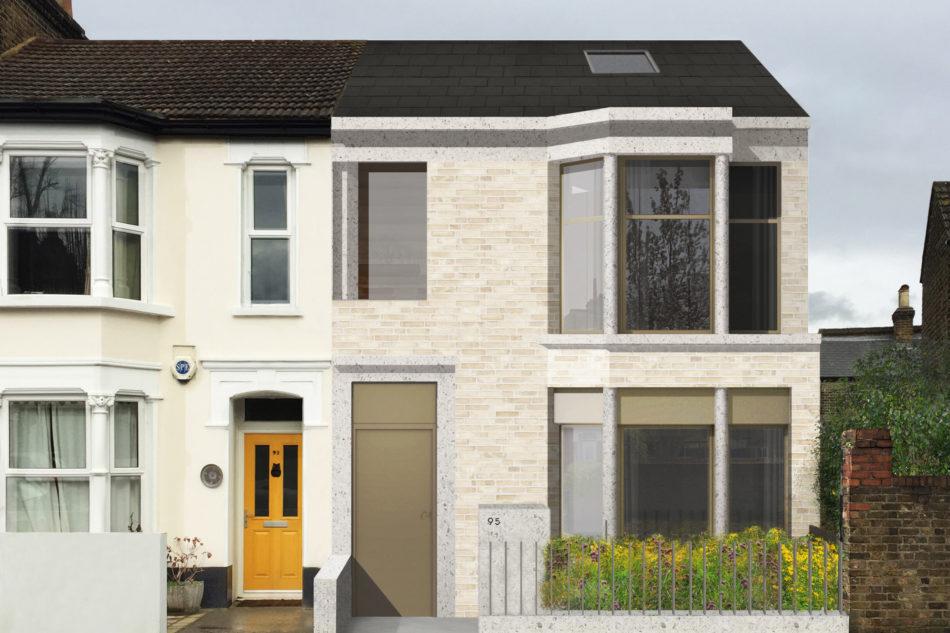 Brockley grove london se4 the modern house for Modern house 44