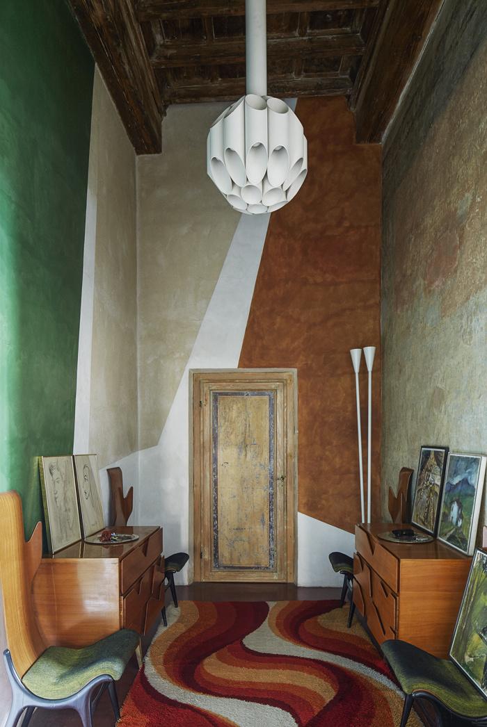 House Of The Day Roberto Baciocchi S Arezzo Home