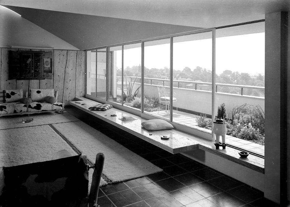 The Lubetkin Penthouse, Highpoint II History #1