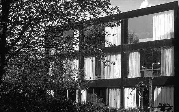 Winter House, Swains Lane History #1