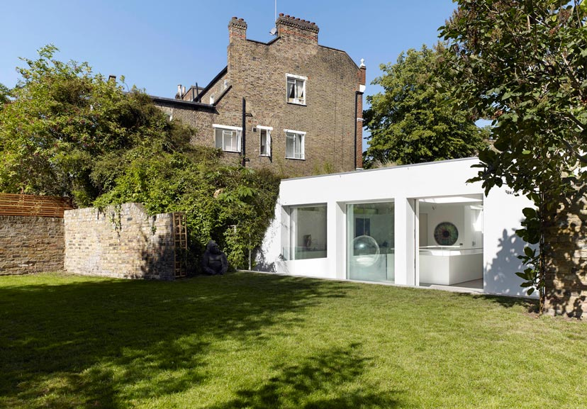 Modern Architecture Oxford oxford gardens london w10 | the modern house