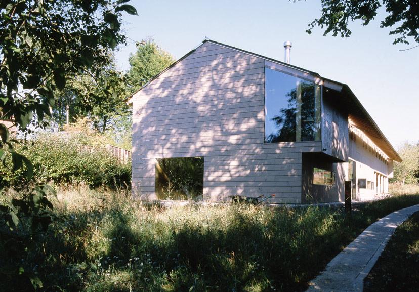 Berwick St James Wiltshire The Modern House