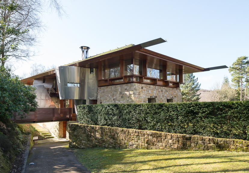 Hartfield East Sussex The Modern House